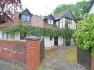 Llanthewy Road Detached house for sale