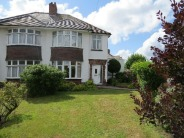 3 bed semi detached house in Penylan Road, Newport