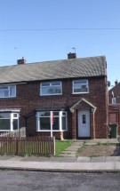 3 bed semi detached home in Zetland Road...