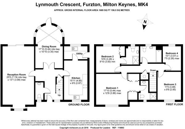 87 Lynmouth Floor Pl