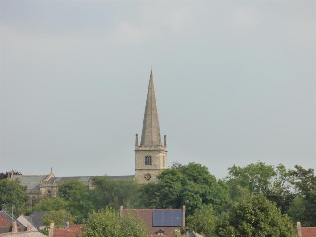 View over Buckingham