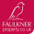 Faulkner Property , Buckingham logo