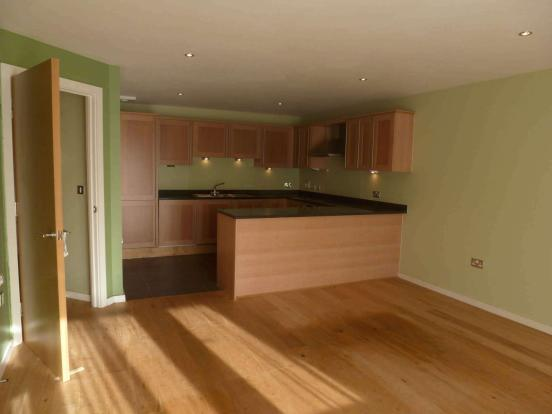 Living Area onto Kit