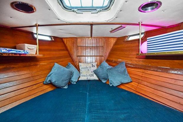Main Bedroom Cabin
