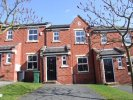 Terraced property in Teale Drive...