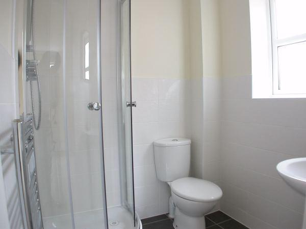 Shower Room Plot 1 Cinder Rd