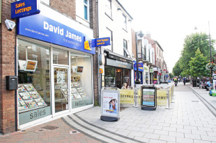 David James Estate Agents, Beestonbranch details