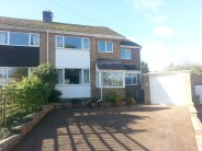 semi detached property in Shortlands Close...