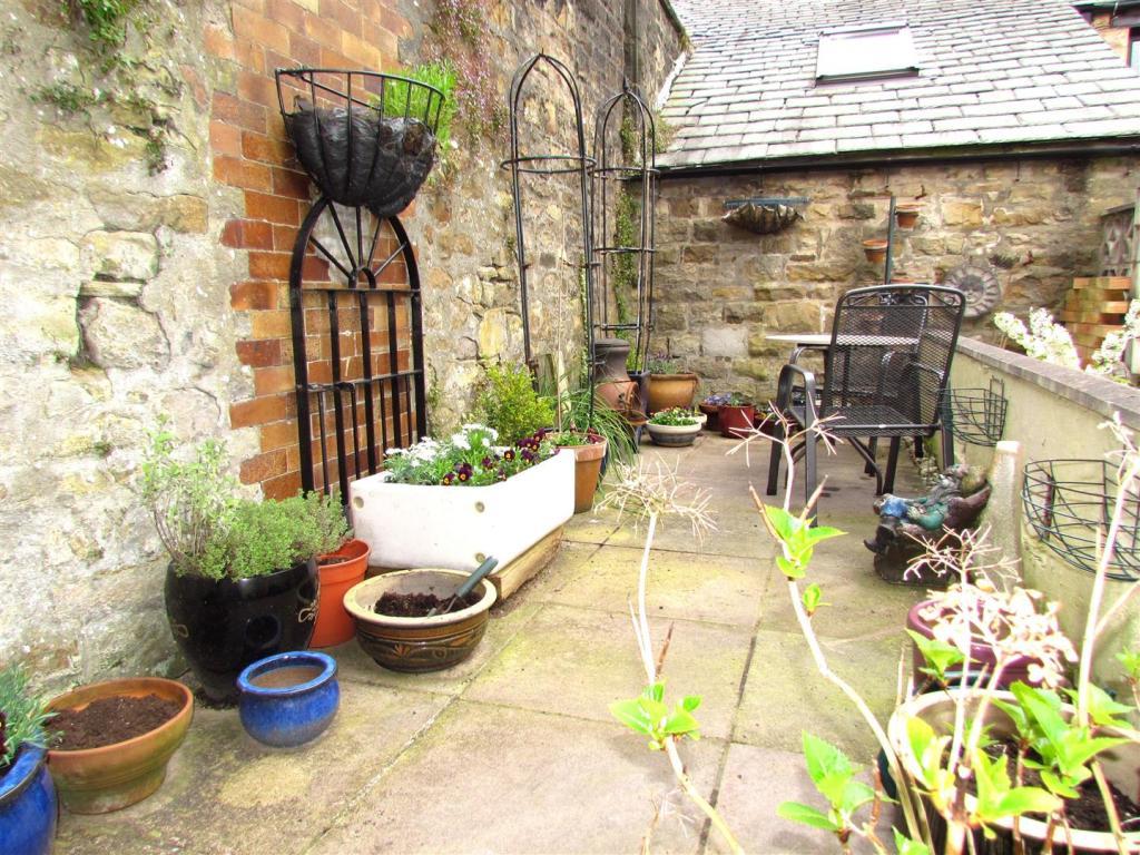 The Upper Garden Are