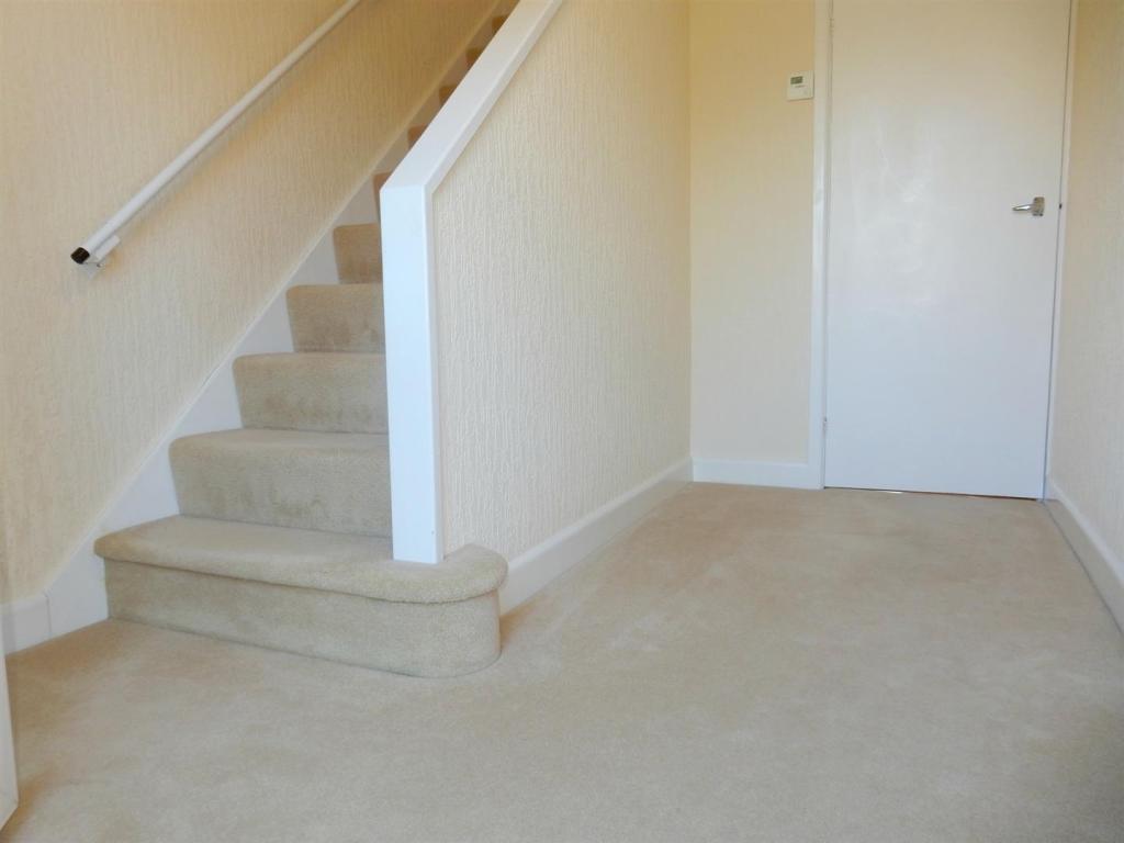 A spacious hallway