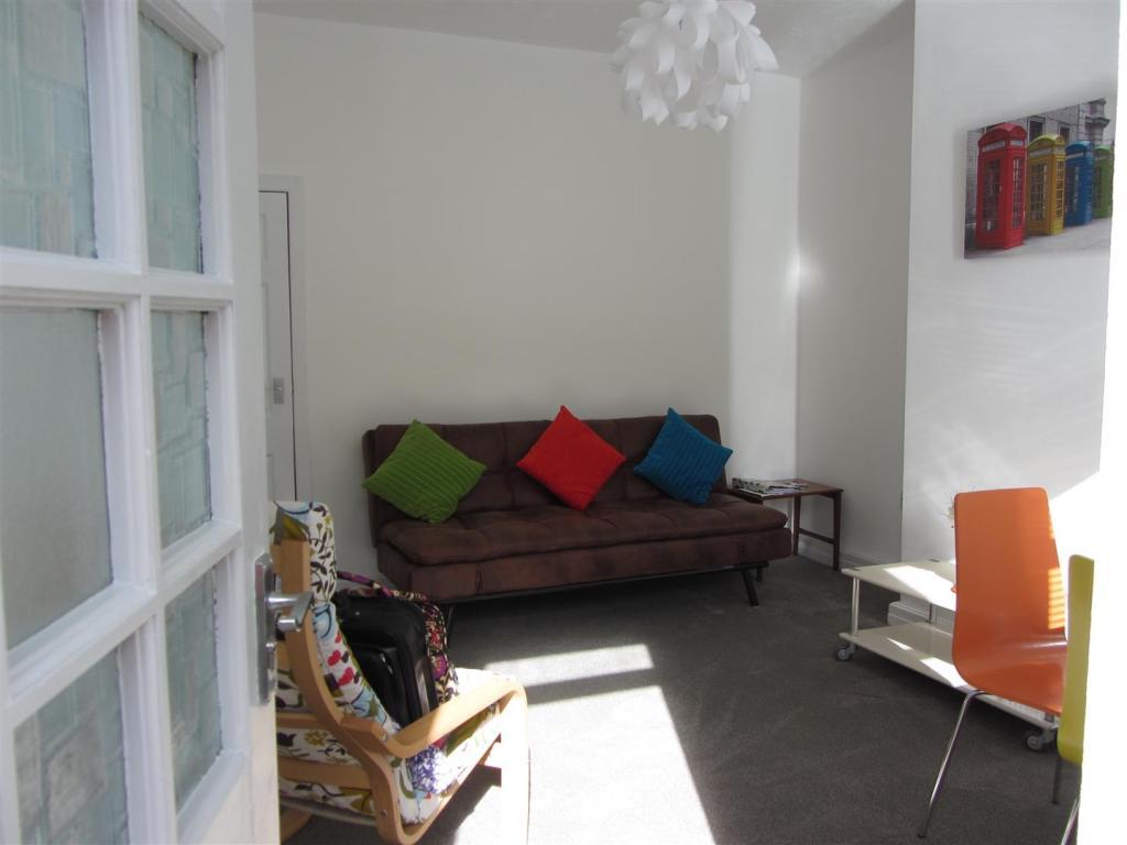 Lounge again