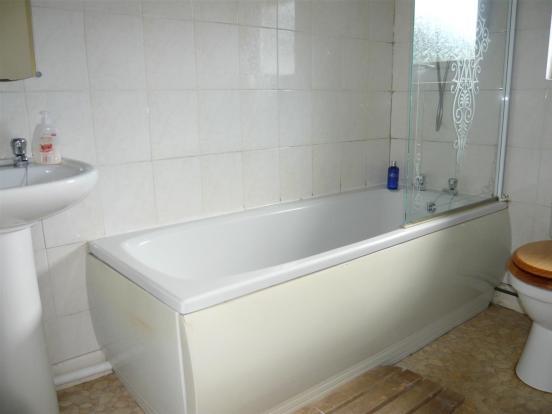 A 3 piece bathroom