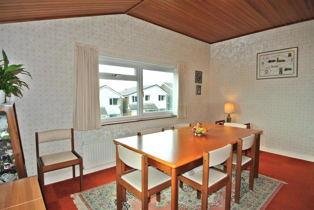 Dining Room with Vie