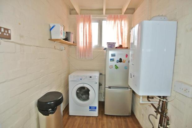 Handy Utility Room