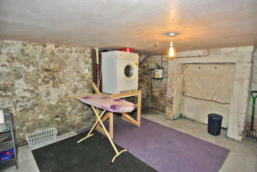 Cellar for Storage