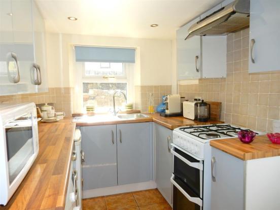 A stylish kitchen