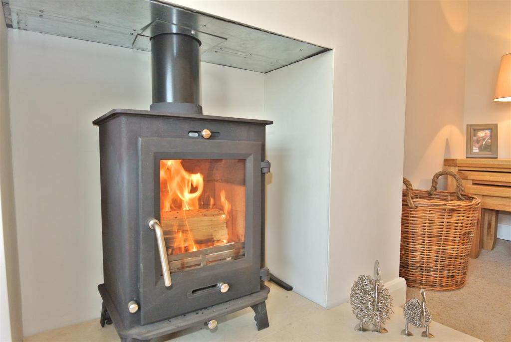 The multi fuel stove