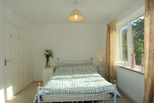 The annexe bedroom