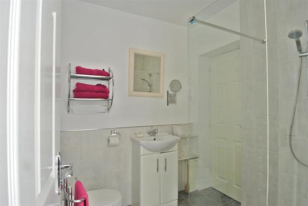 The annexe shower ro