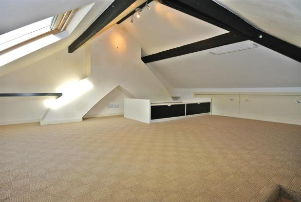 Converted Loft Area