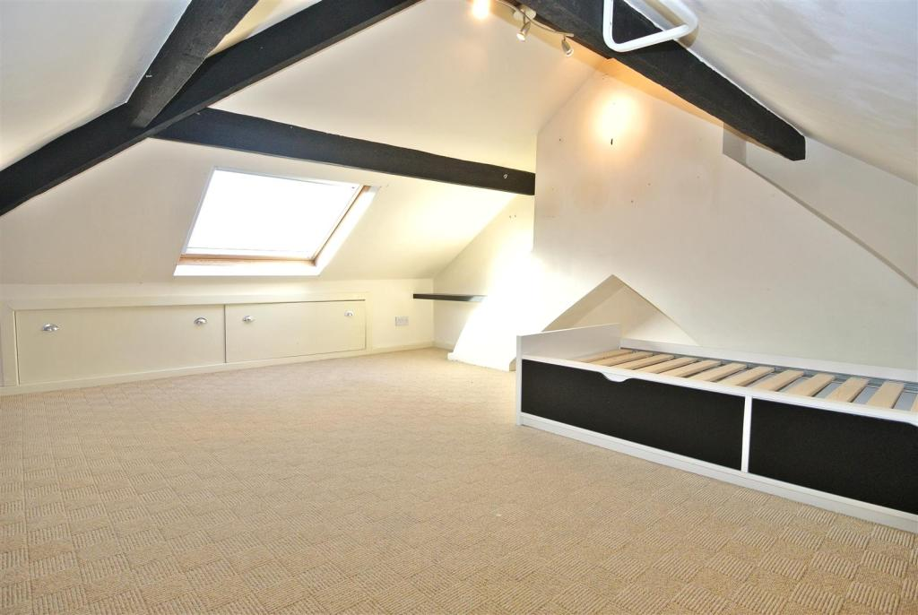 Loft with Velux and