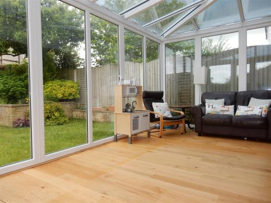Conservatory to the