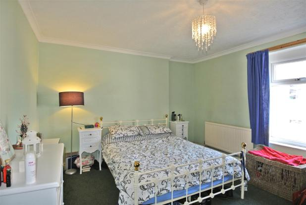 The master bedroom s