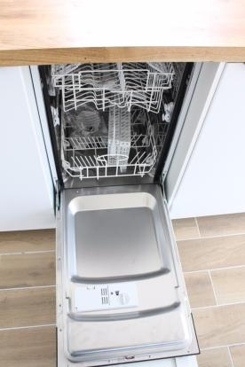 Dishwasher included