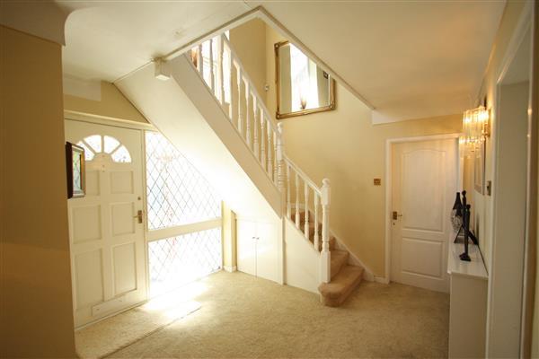 Vestibule Hallway