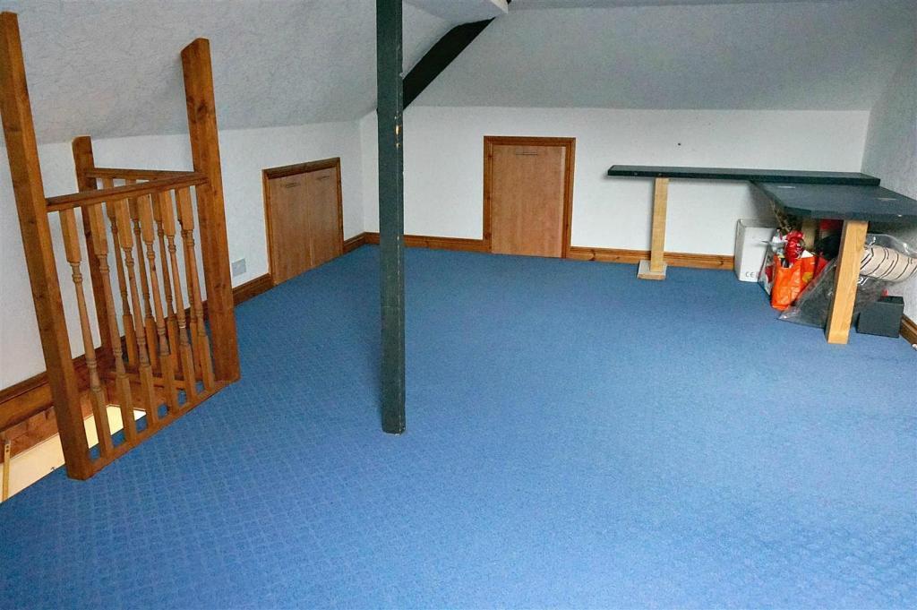 Large Loft Room