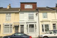 4 bed Terraced house for sale in Hampden Road, Brighton