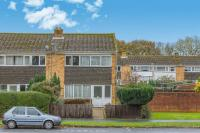 Bishopsfield Road End of Terrace house for sale