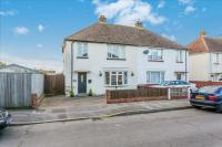 3 bed semi detached home for sale in Pannall Road, Gosport