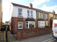 semi detached property in Dorrien Road, Gosport