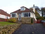 Detached property for sale in Tinshill Road, Leeds