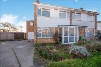 3 bed semi detached property in Swan Road, Hailsham