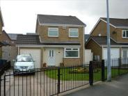 Detached house for sale in Plowden Road, Hull