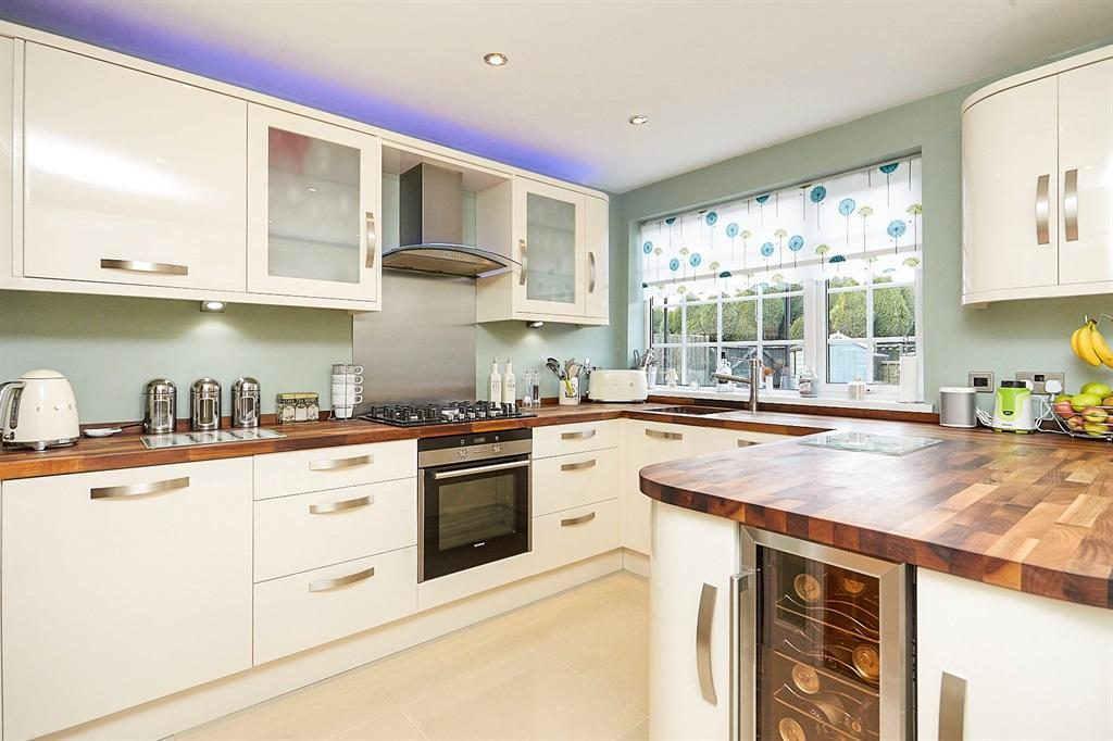 Luxury Re-Fitted Kitchen