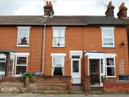 2 bedroom Terraced property for sale in Rosebery Road, Ipswich