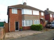 semi detached home in Southgate Drive...