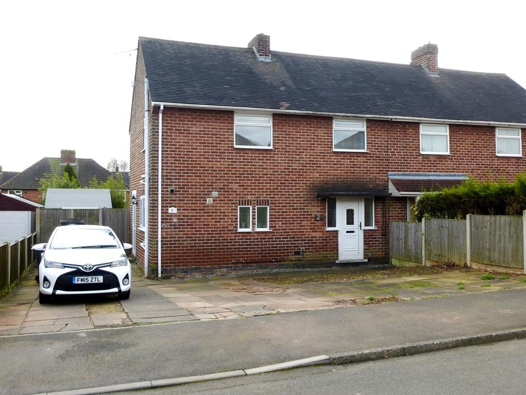 3 Bedroom Semi Detached House For Sale In Queens Drive Nuthall Nottingham Ng16