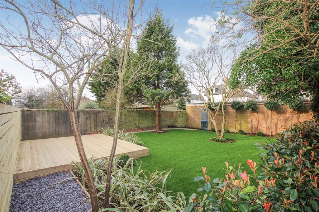 South / Westerly Garden