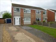 3 bedroom semi detached property for sale in Sykes Lane, Saxilby...