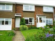 Terraced house for sale in Stoneham Close, Lewes