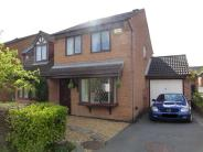 Town House in Heron Close, Mountsorrel...