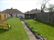 2 bed Semi-Detached Bungalow for sale in Radnor Drive, Shepshed...
