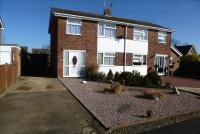 3 bedroom semi detached house in Brewin Avenue, March