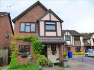Detached property in Bridewell Close...