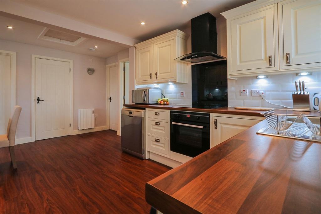 Open Plan Kitchen/ Dining Area