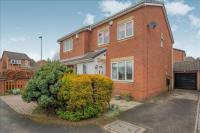 3 bed semi detached home for sale in Blackgates Drive...